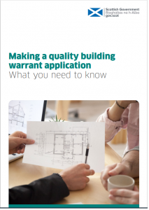 Making a Good Quality Building Warrant Application