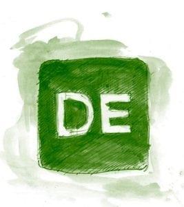 Digital engagement logo