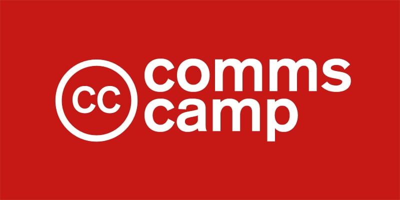 commscamp logo