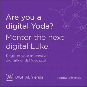 Are you a digital yoda