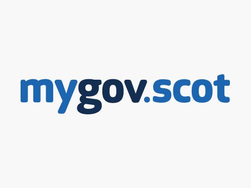 mygov.scot logo