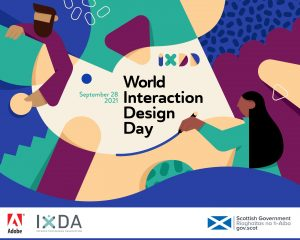 World Interaction Design Day logo