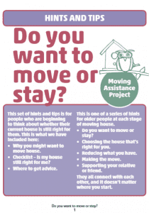 Move or Stay leaflet
