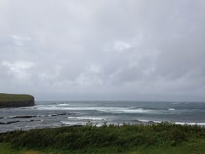 Blustery in Orkney