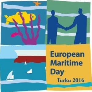 European Maritime Day logo