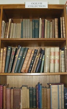 Helen Ogilvie's collection