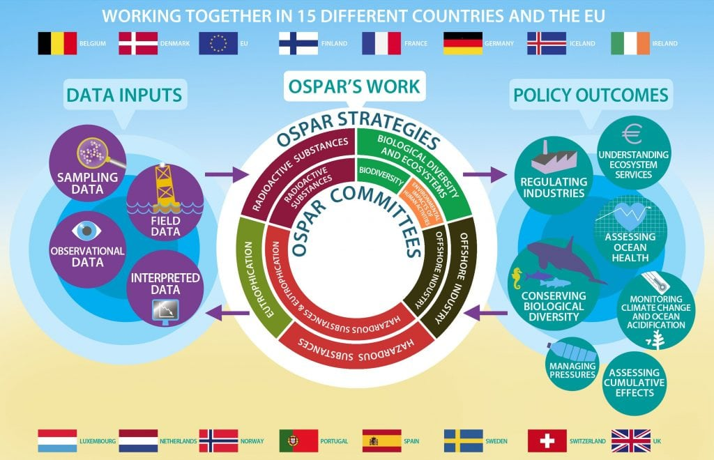 Cooperation graphic