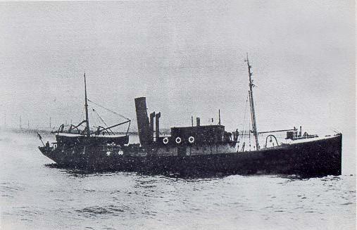 Explorer I (1921 - 1955). Copyright Marine Scotland