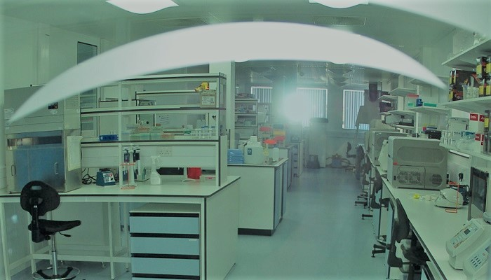 Ellis Building Laboratory Crown Copyright