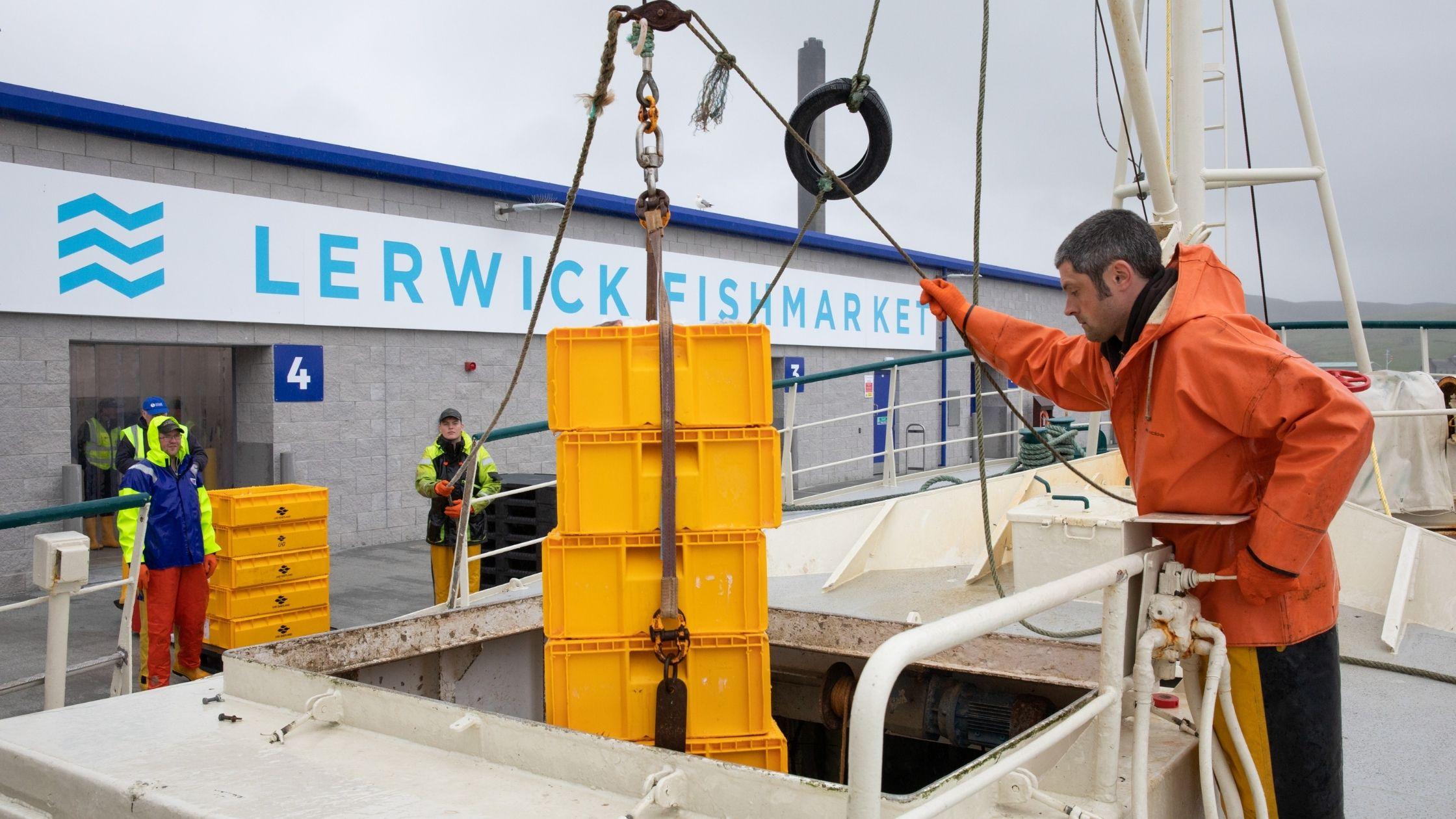 John Coutts/Lerwick Port Authority