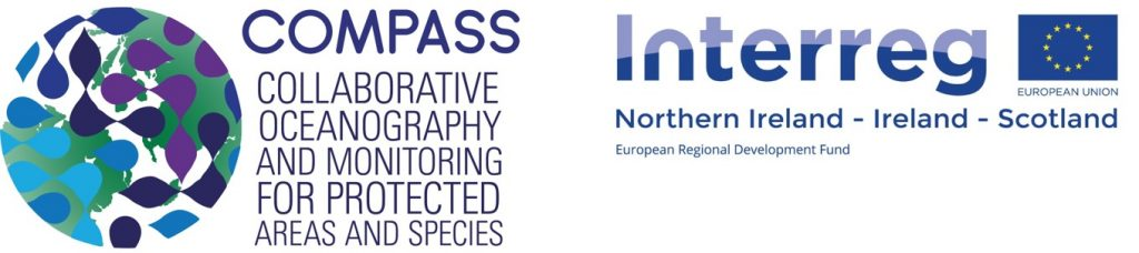 COMPASS and Interreg logos