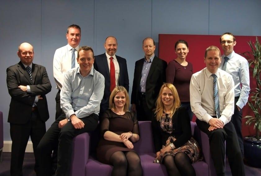 picture of the scottihs procurement ICT collaborative team