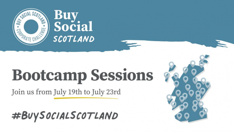 Buy Social Scotland: Bootcamp Sessions