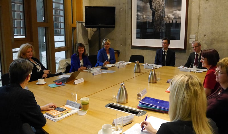 Cabinet Secretary chairing the Strategic Group on Women and Work